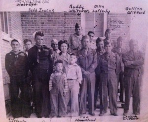 23 men from the Pine Ridge reservation died serving in World War II. Seth Irving came very close to being number 24.