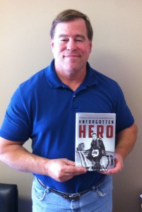 Jim Escalle's book, Unforgotten Hero, honors his namesake uncle, a Korean War fighter pilot still missing in action.