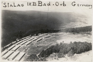 Stalag IX-B in Bad Orb, Germany is where Glenn Schmidt lost more than 50 pounds in just 3 months.