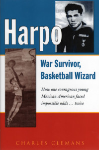 "Order Charles Clemans book about ""Harpo"" Celaya online here."