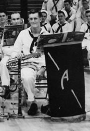 John's best friend James Harvey Sanderson played clarinet and saxophone with the U.S.S. Arizona band.