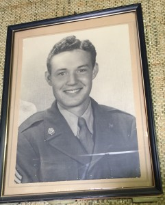 "Jimmy Weldon wasn't ""Jimmy Weldon"" yet while serving in the Army during World War II. Listen for the explanation on Hometown Heroes."