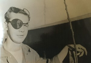 Asbury during his recovery. He eventually needed surgery in order to regain the vision in his right eye.